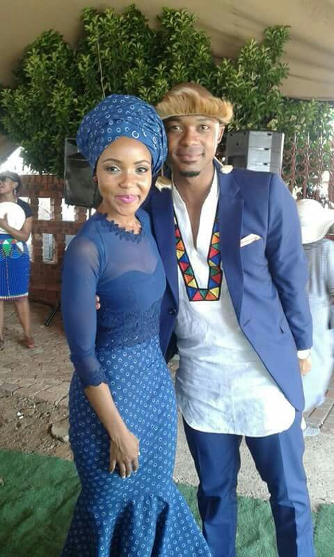 Traditional Shweshwe Dresses 2018 African Traditional Clothing 19