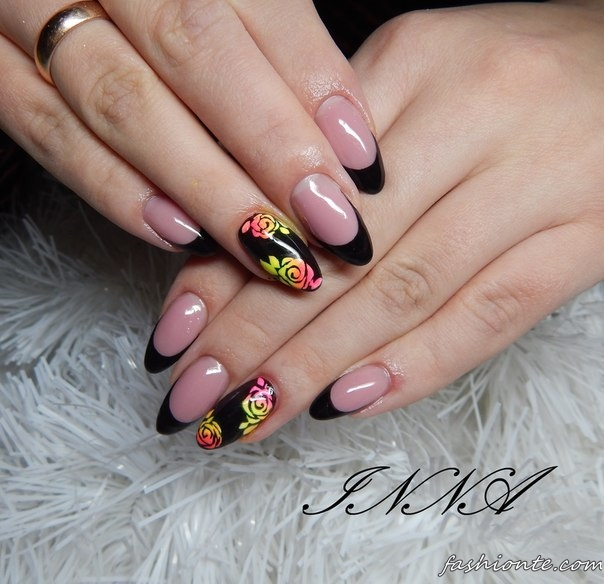 Beautiful French Nail Art Designs