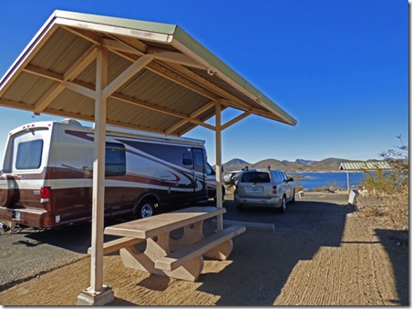 Roadrunner Campground, Lake Pleasant Regional Park