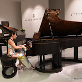 OIC - ENTSIMAGES.COM - Steinway and Sons at the Masterpiece London 2015 - preview in London 24th June 2015  Photo Mobis Photos/OIC 0203 174 1069