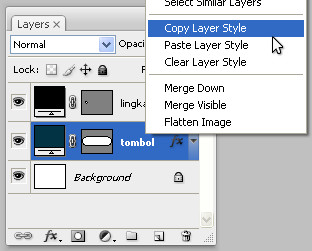 copy layer syle