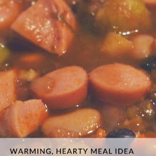 Legumes Stew With Sausages