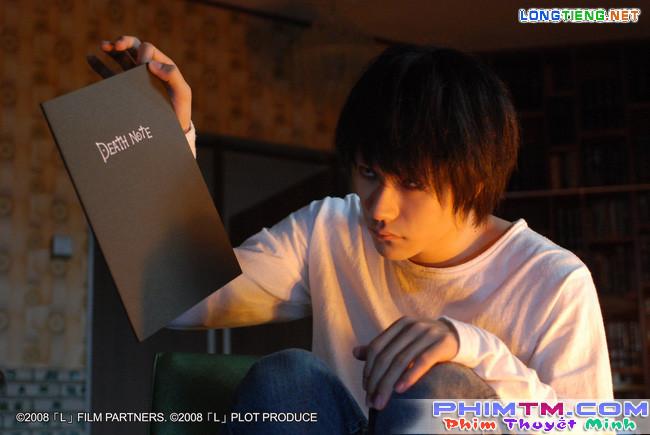"Sau ""Misa"" Toda Erika, Death Note 2016 bất ngờ mang ""L"" Kenichi trở lại - Ảnh 1."