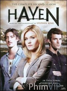 Thị Trấn Thiên Đường 4 - Haven Season 4 poster
