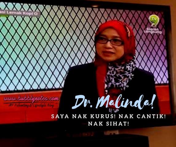 DR. MALINDA! SAYA NAK KURUS!  NAK CANTIK! NAK SIHAT!  3
