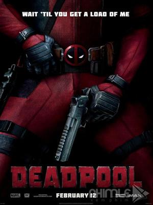 Phim Quái Nhân - Deadpool (2016)