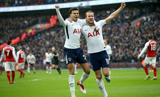 Harry Kane strike see off Arsenal in North London derby