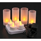 Rechargeable Tea Light Candle :: Date: May 6, 2012, 2:16 PMNumber of Comments on Photo:0View Photo