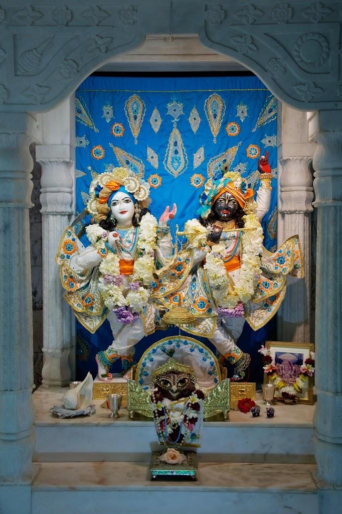 ISKCON New Govardhan Deity Darshan 08 Dec 2016 (7)