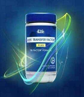manfaat 4Life Transfer Factor Plus