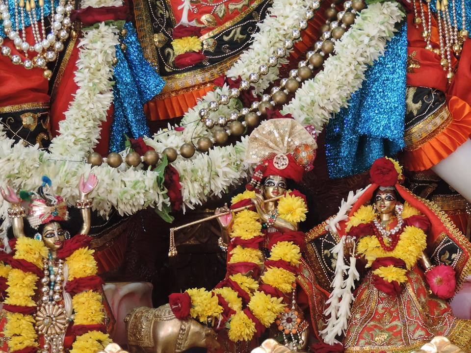 ISKCON Bangalore Deity Darshan 26 Dec 2015  (5)