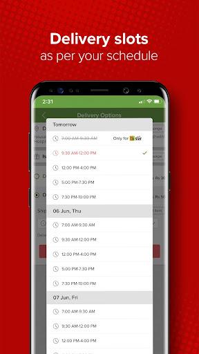 bigbasket - Online Grocery Shopping App screenshot 5