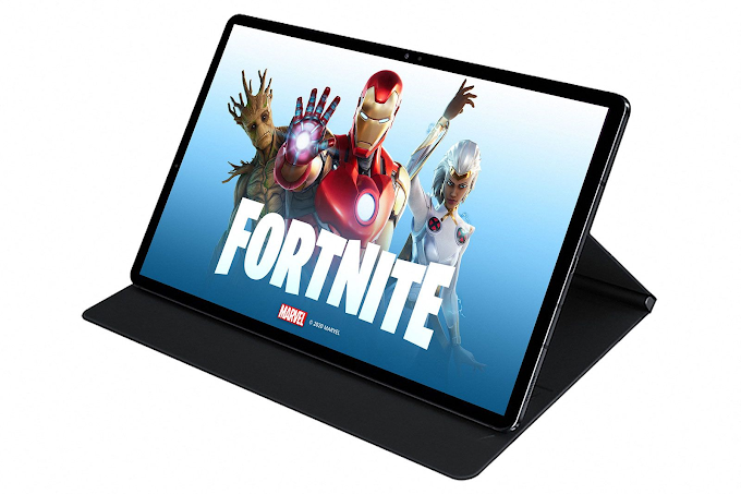 Galaxy Tab S7 becomes the best tablet to play Fortnite