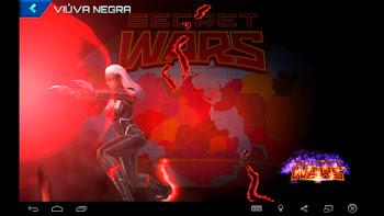 Viúva Negra - Guerras Secretas: 2099