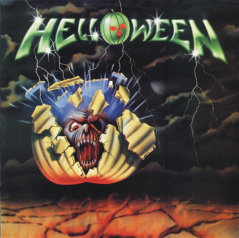 Helloween Mini Lp, Halloween