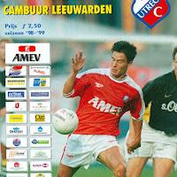 FCU Programmaboekjes 1998-99