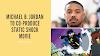 Michael B. Jordan to Co-Produce Static Shock Movie