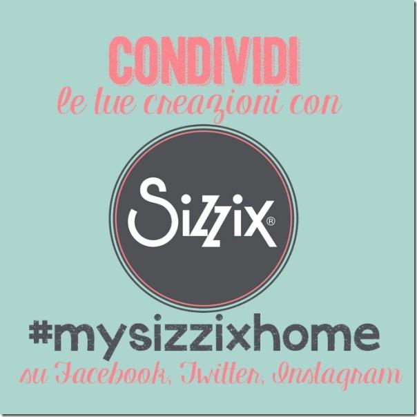 condividi creazioni con sizzix-mysizzixhome