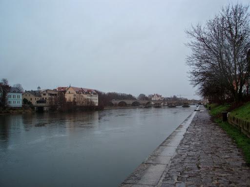 大河ドナウ川