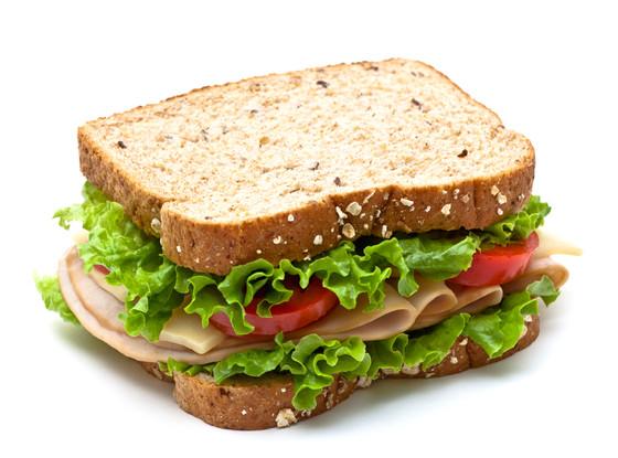 Hinh anh: Mot chiec banh Sandwichhap dan