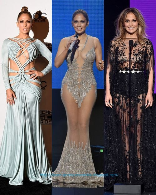 Jennifer Lopez 2015 American Music Awards1