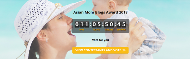 ASIAN MOM BLOGS AWARD 2018 (2)