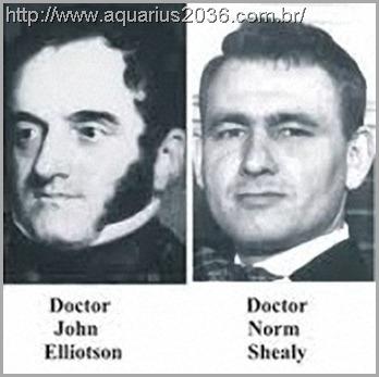 O caso de reencarnação de John Elliotson e Norm Shealy