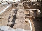 המתחמים שנחפרו ב-2 שבועות החפירה
