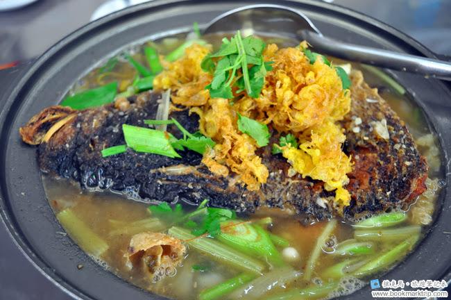 萬曏磚窯雞砂鍋魚頭