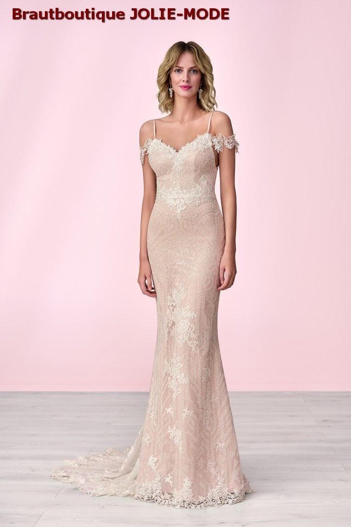 Jolie Mode Brautmode Brautkleider Hochzeitskleider Festmode