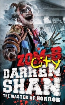 Darren Shan Book Signing in Bromley and Bluewater zom-b city Emma in Bromley
