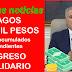 INGRESO SOLIDARIO PAGOS DICIEMBRE CÓMO Y CUANDO COBRAR LOS 160 MIL PESOS Y Giros acumulados o pendientes