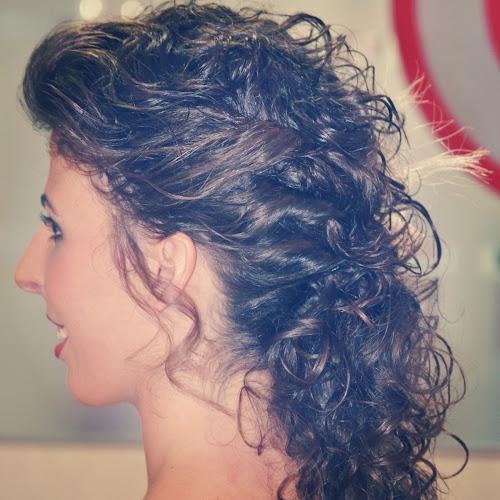 Recogidos para pelo rizado y ondulado