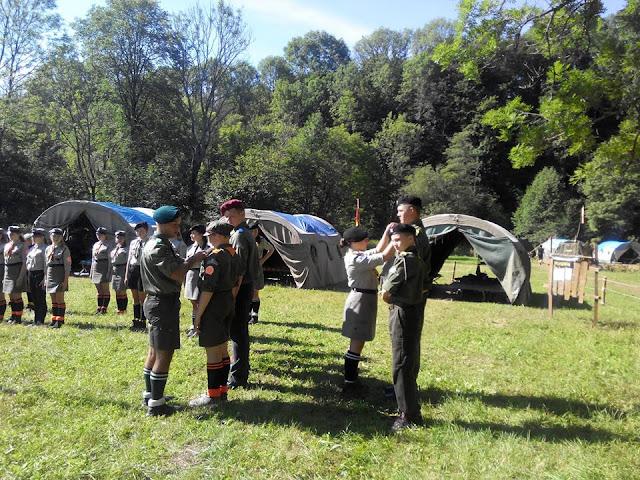 Obóz harcerski w Woli Michowej - 13775512_1007342746048382_848536691880491481_n.jpg