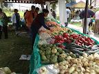 Puesto de venta de frutas y hortalizas