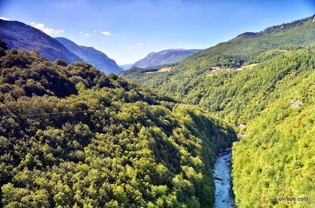 Каньон реки Тара, Черногория