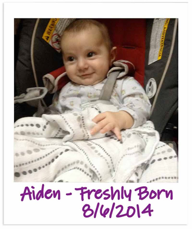 Happy 1st Birthday from Spirit of Life to Aiden