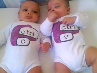 filhos gêmeos, tecnologia