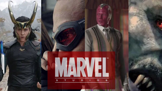 Every Marvel Movie and TV Show Coming in 2021