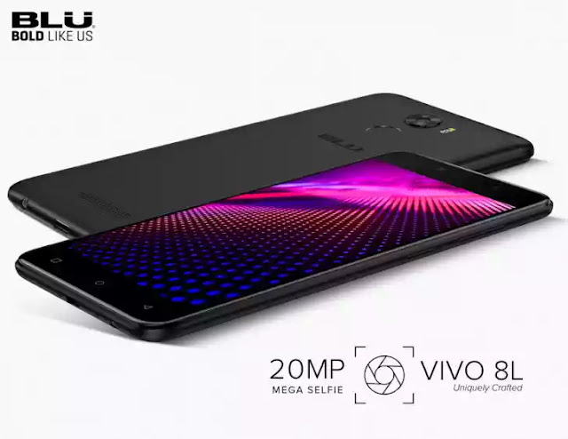 BLU's Vivo 8L Is The King Of Selfies - Comes With a 20MP Selfie Camera 1