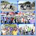 Militares de la Base Aérea Puerto Plata participan en jornada de limpieza de playas.
