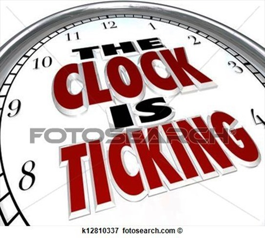 ticking clock free image