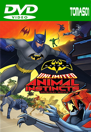 Batman Unlimited: Animal Instincts (2015) DVDRip