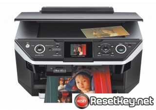 Reset Epson RX685 End of Service Life Error message