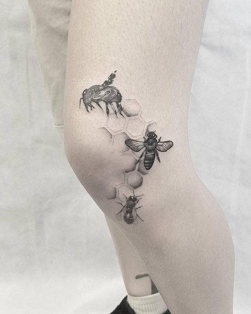 este_incrvel_abelha_tatuagem_confira_os_detalhes_no_topo_da_abelha
