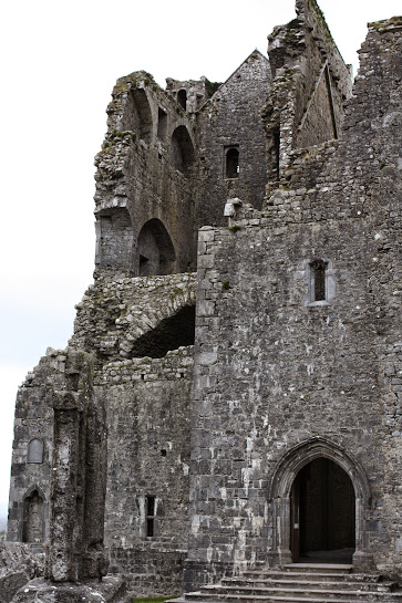 Rock of Cashel Ireland castle Munster