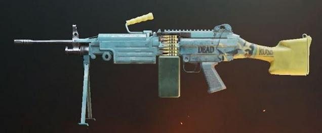 PUBG Mobile: M249 konumu, hasarı, istatistikleri ve daha fazlası