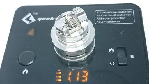 DSC 4007 thumb%255B2%255D - 【RTA】「Geek Vape Ammit 25 RTA」(ギークベープアメミット25RTA)レビュー。アメミットの新型はデカミット!?タンク容量バリエーションありのクラウド・フレイバー製造アトマ【電子タバコ/VAPE/爆煙/アトマイザー】