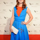 WWW.ENTSIMAGES.COM -    Bonnie Wright   arriving at       IWC Schaffhausen and BFI London Film Festival - private dinner at Battersea Evolution, London October 7th 2014Swiss watch brand and British Film Institute host party to celebrate their three year partnership.                                                Photo Mobis Photos/OIC 0203 174 1069
