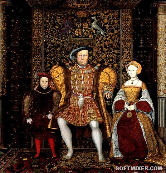 Развод по-королевски